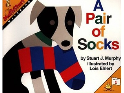 A Pair of Socks by Stuart J. Murphy