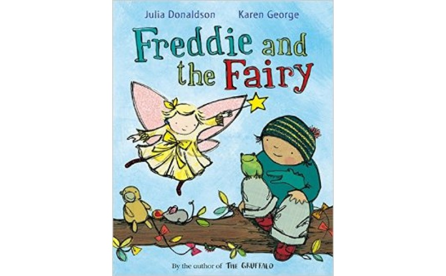 Freddie and the Fairy by Julia Donaldson- 9780330511186