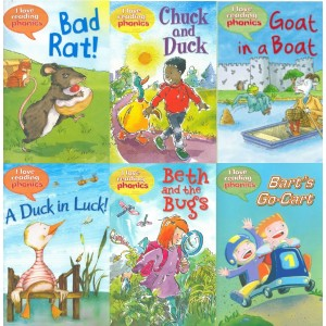 I Love Reading Phonics Set of 24 Books