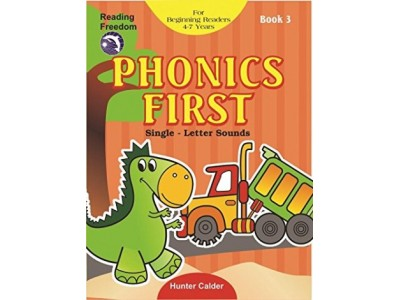 Phonics First Workbook - 3