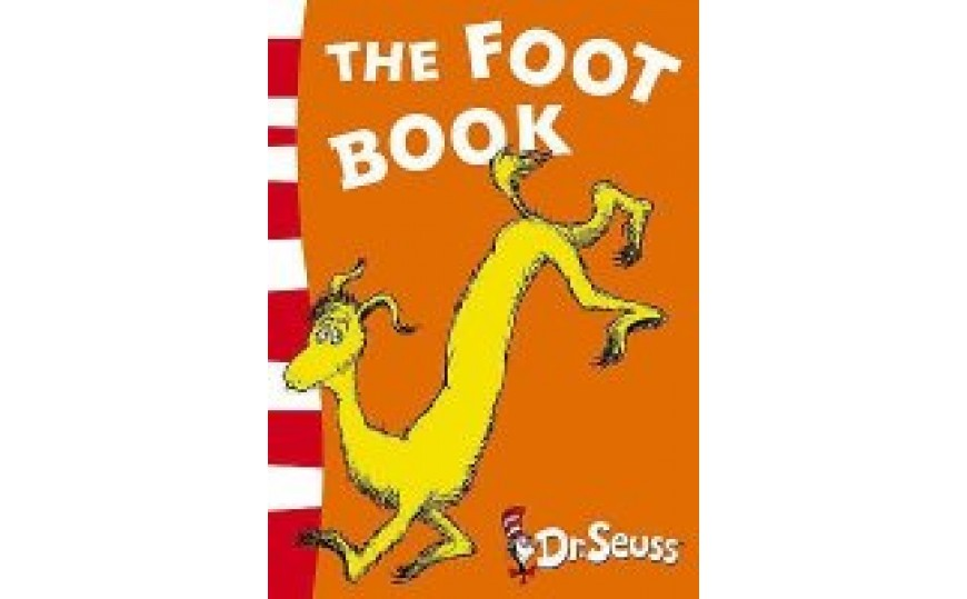 The Foot Book By Dr Seuss 9780007414246