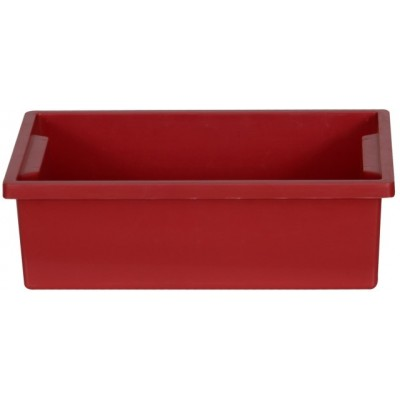 Throwin Storage Box Small Red