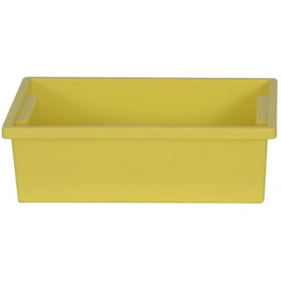 Throwin Storage Box Small Yellow