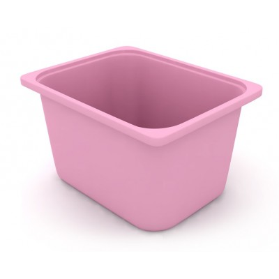 Throwin Storage Bins Big - Pink