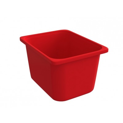Throwin Storage Bins Big - Red