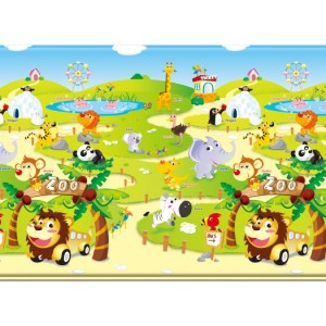 Dwinguler Playmat Zoo-Medium