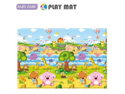 Babycare Playmat Pingko & Friends Medium size