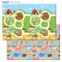Baby Care - BUSY FARM - Large Non toxic Double side Soft Playmat / Kids Toddler Infant Children Play Mat / Crawling Mat