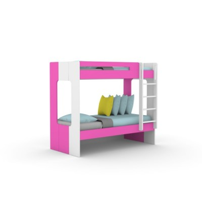Molly Pink Bunk Bed Online for Kids