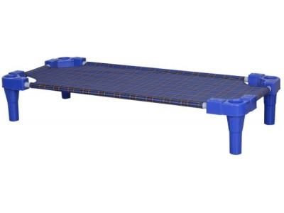 Stackable Daycare Beds-Blue