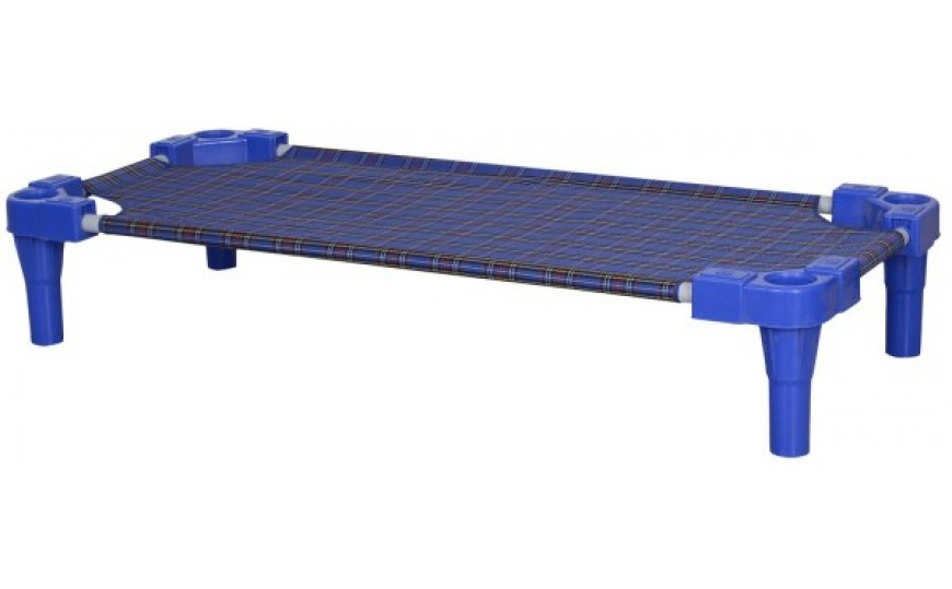 Buy stackable day care beds online on kids kouch india for Stackable bed plans