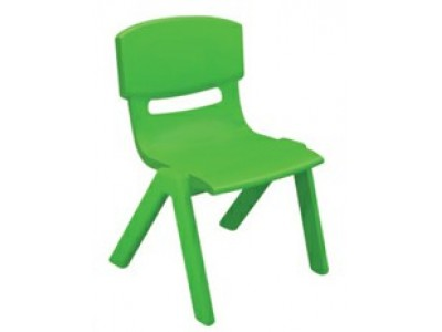 Plastic Chair for Kids - Green
