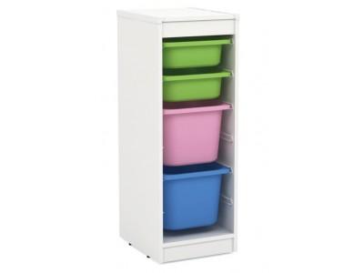 Throwin Basic Kids Storage Unit