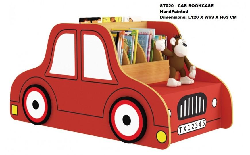 Car Shaped Kids Bookshelf Book Cases Buy Online At