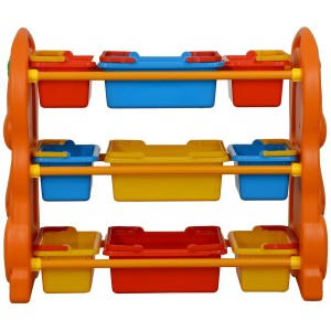 Plastic Multipurpose Kids Storage Solution