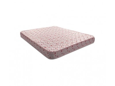 "Restolex Petals 4"" Coir Foam Mattress - TWIN"