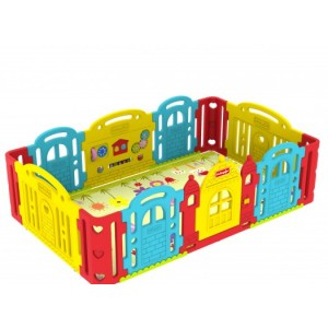 Dwinguler Castle - Rainbow Playpen
