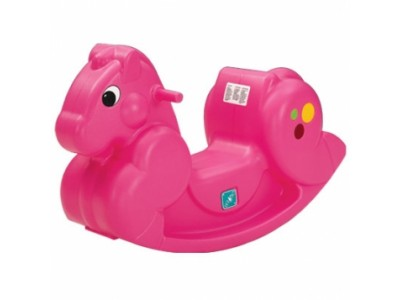 Lerado Pink Pony Rocker for girls|KKLF624P