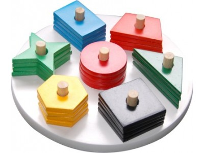 Little Genius SC12 Circle Shape Sorter