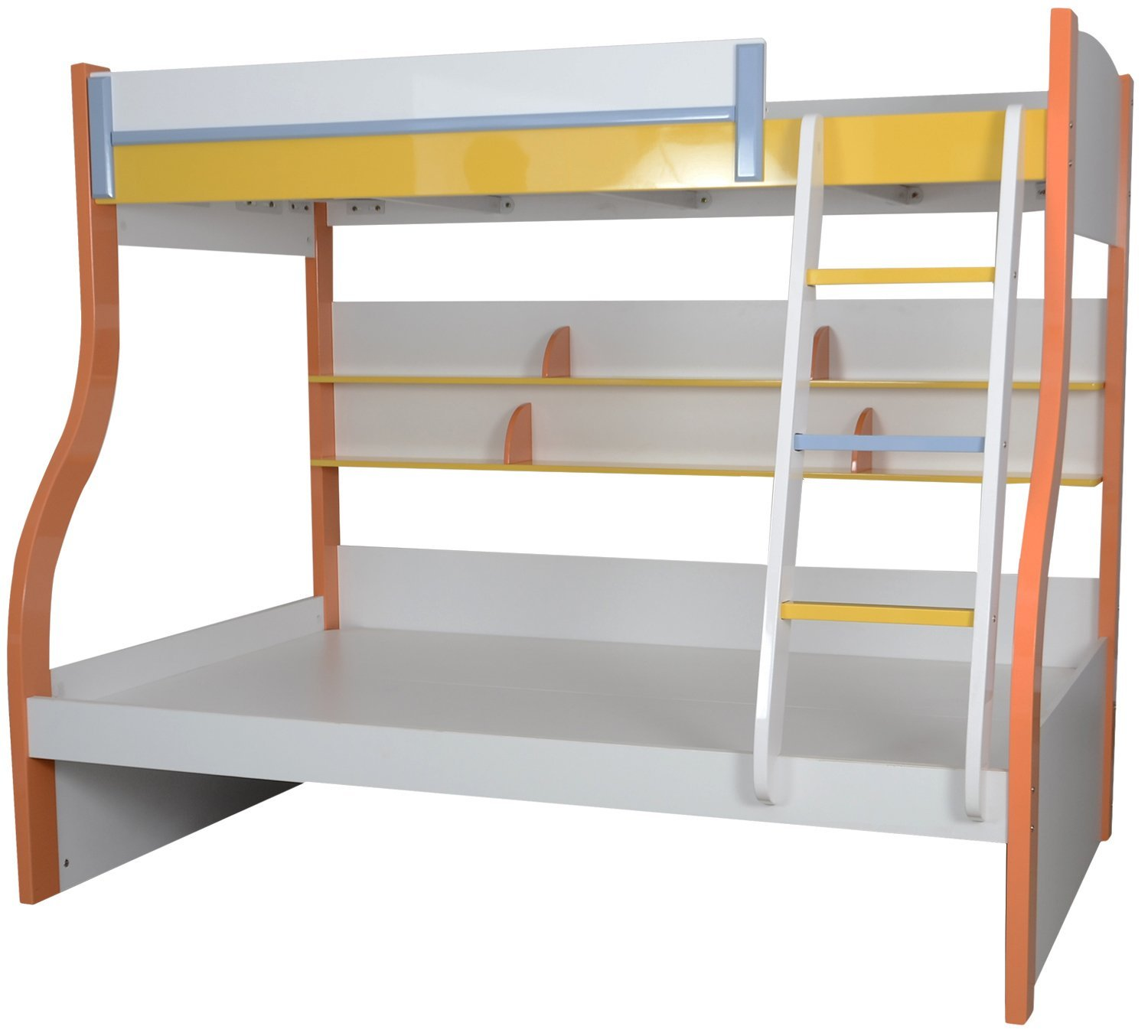 Very Impressive portraiture of Buy Bunk beds for Kids online at Kids Kouch India with #AD861E color and 1500x1354 pixels